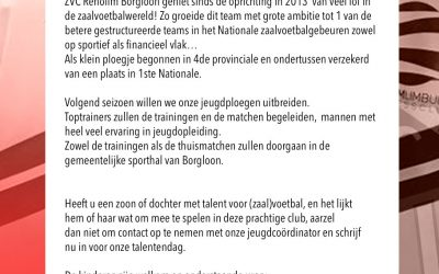 Talentendag 20 april 2019